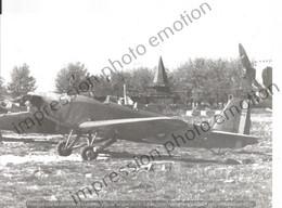 PHOTO AVION    A IDENTIFIER    17X12CM - Luchtvaart