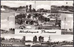 Dortmund, Westfalenpark, Mehrbild, Ungelaufen - Dortmund