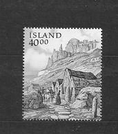 1988 MNH Iceland, Stamps From Block 9 - Ongebruikt