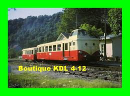 ART 241 - Autorail 150 CV X 5810 En Gare - SAINT-CIRQ LA POPIE - Lot - SNCF - Saint-Cirq-Lapopie