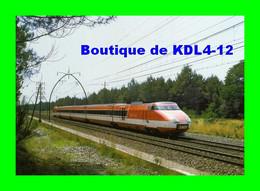 ART 250 - Prototype TGV 001 Vers FACTURE Commune De BIGANOS - Gironde - SNCF - Andere Gemeenten