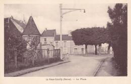 Val-de-Marne - Le Vieux-Coeuilly - La Place - Otros Municipios