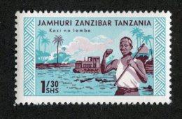 W2321  Zanzibar 1966  Scott #344*  Offers Welcome! - Zanzibar (1963-1968)