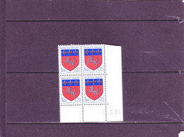 N° 1510 - 0,20 SAINT LO - 4° Tirage Du 22.2 Au 1.3.68 - Dernier Jour - - 1960-1969