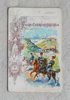 "Cartolina Postale Cavalleria ""Ricordo Del Congedamento"", Non Viaggiata - Regimientos"