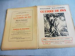 104-Histoire Illustrée Guerre 1914 - Bar-le-Duc Rethel Grandpré Argonne Chavanges Vouziers Revigny Plan Manoeuvres Foch - Francese