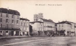 Aveyron - Millau - Place De La Capelle - Millau
