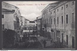 ITALIA - CAMISANO Vicentino - Via 24 Maggio - Vicenza