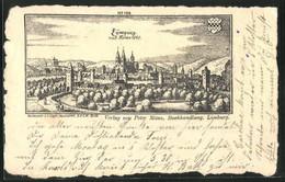 AK Limburg, Lympurg, Nach Merian 1640 - Limburg