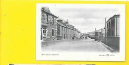 Rare DUNTOCHER Main Street (UK Scotland) - Dunbartonshire