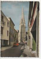 CP ( Niort -  Rue De L'Eglise ) 404 - Niort