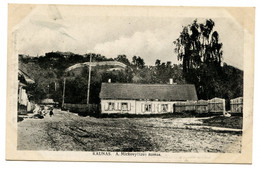 Cpa, KAUNAS. A. Mickevyelaus Namas - Lituanie  /n 304 - Lithuania