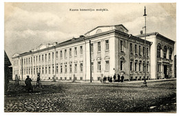 Cpa, Kauno. Komercijos Mokykla  - Lituanie  /n 306 - Lithuania