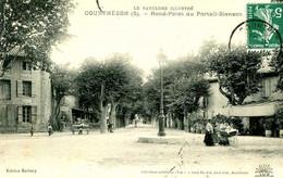COURTHEZON =  Rond Point Du Portail Bienson    1939 - Unclassified