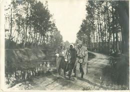 Front De La SOMME - 01/07 Au 18/11/1916 - Blessés Se Rendant à L'arrière - Réf: S 2189 - Guerra, Militari
