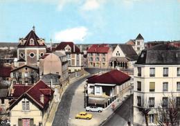 SAINT-MAUR - Vue Panoramique Sur La Place D'Armes - Automobiles - Saint Maur Des Fosses