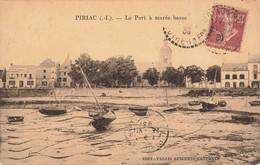 PIRIAC - Le Port à Marée Basse - Piriac Sur Mer