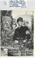 GERMANIA ʘ 1938 ASCH, OCCUPAZIONE TEDESCA, CARTOLINA COMMEMORATIVA - Sudeten