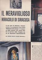 (pagine-pages)IL MIRACOLO DI SIRACUSA     Settimanaincom1959/41. - Other