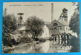 QUIEVRECHAIN-Les Mines De Crespin L' Ecluse - Bergbau