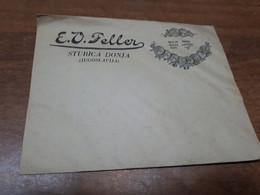 Old Letter - Kingdom Yugoslavia, Croatia, Stubica Donja - Andere