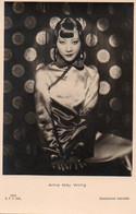 V11 96Hs  Carte Photo Anna May Wong (vue Pas Courante) Et En TBE - Entertainers