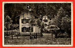 SWITZERLAND BERNE KANDERSTEG    HOTEL KREUZ  RP - BE Berne