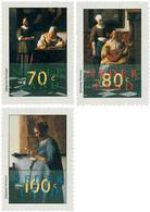 Ref. 100921 * NEW *  - NETHERLANDS . 1996. RETROSPECTIVE OF THE PAINTER JOHANNES VERMEER. RETROSPECTIVA DEL PINTOR JOHAN - Nuovi