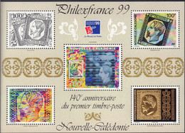 Ref. 157187 * NEW *  - NEW CALEDONIA . 1999. PHILEXFRANCE 99. INTERNATIONAL PHILATELIC EXHIBITION. PHILEXFRANCE 99. EXPO - Unused Stamps