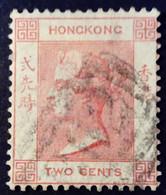 Hong Kong 1880 Victoria Filigrane Watermark CC Yvert 29 O Used - Used Stamps