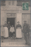 En Sologne , Enseigne Originale à Marcilly En Villette , Taphalot Perruquier , Animée - Sonstige Gemeinden