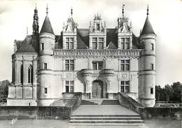 37 - Chenonceau - Le Château - Façade Nord - CPSM Grand Format - CPM - Voir Scans Recto-Verso - Chenonceaux