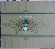 Etiquette Ancienne De Savon NAPOLEON - RAVIE, Paris - Etiketten