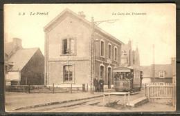 Le Portel ( Pas De Calais ) Gare Des Tramways - Meudon