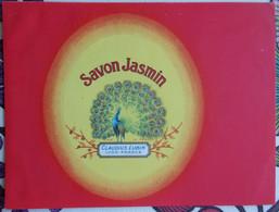 Etiquette Ancienne De Savon Jasmin, Claudius LUBIN, Lyon - Etiketten