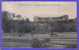 Carte Postale 60. Liancourt  Sanatorium D'Angicourt    Très Beau Plan - Liancourt