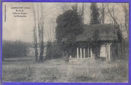 Carte Postale 60. Liancourt  école De L'Île De France  La Chaumière  Très Beau Plan - Liancourt