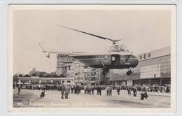 Sikorsky S-55 Helicopter , SABENA , Flughafen - Autres