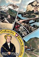 G1811 - Centenaire SAVOIE FRANCAISE 1860/1960 - Carte Postale Philatélique - Zonder Classificatie