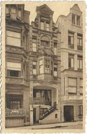 """Oostende  *  Hotel Pension """"Gero""""  (Rampe Du Cerf,30 / Prop. Mme Daled - Vanden Berghe) - Oostende"""