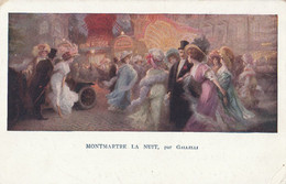 3407 - NOTTE A MONTMARTRE - MOULIN ROUGE - Kabarett