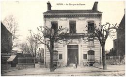71 AUTUN - La Banque De France - Autun