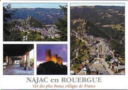 Najac En Rouergue - - Najac