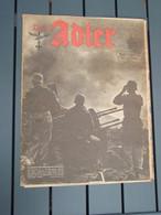 Der Adler Numéro 4/ BERLIN, 22 Février 1944 - Edition Française - - 1939-45