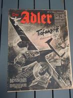 Der Adler Numéro 24/ BERLIN, 3 Décembre 1940 - - 1939-45