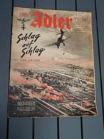 Der Adler Numéro 19/ BERLIN, 17 Septembre 1940 - - 1939-45