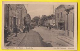 70 VILLERSEXEL Grande Rue - Autres Communes