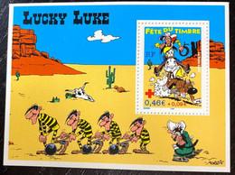 BF 55 - Fête Du Timbre - Lucky Luke - 2003 ** - Mint/Hinged
