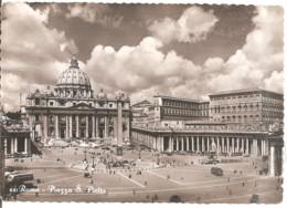 ROMA PIAZZA SAN PIETRO - San Pietro