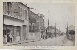 CARRIERES SOUS BOIS - RUE MAURICE BERTAUX - Otros Municipios